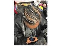 Black Afro Caribbean hairdressing Hairdresser Mobile Natural Dreadlocks locs Product Damage Make up