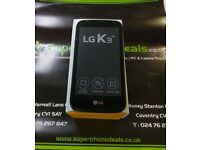 LG K3 (4G) - UNLOCKED TO ALL NETWORKS - BRAND NEW