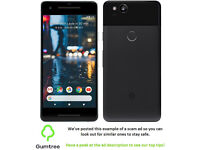 Google Pixel 2 -- Read the description before replying to this ad!!
