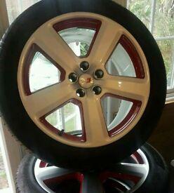 """Audi 19"""" alloy wheels"""