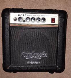 Avalanche Guitar Amp