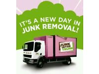 Junk in the trunk rubbish removal