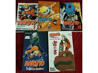 Naruto Manga Bundle
