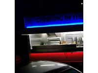 Catering trailer / burger / food van for hire