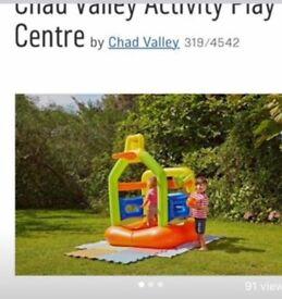 Kids Argos bouncy castle