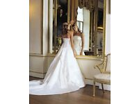 SINCERITY BRIDAL GOWN IVORY SIZE 12