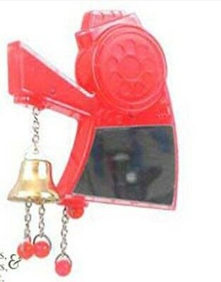 "JW PET BIRD TOY SMALL BELL PARAKEET COCKATIEL CANARY ""PAYPHONE"""