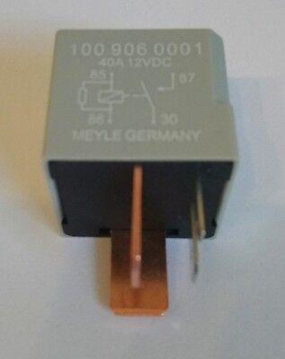 Relais 167 Kraftstoffpumpe Pumpenrelais & Saugrohrvorwärmung OE Nr.: 191906383C