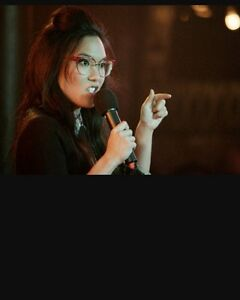 Wow 2 Ali Wong tickets Vancouver row 3