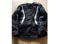 Lady's Motorbike Jacket (size lady's medium)