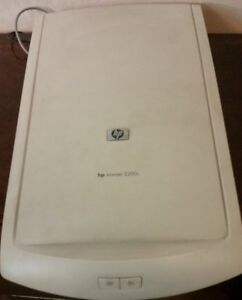 HP Scanjet 2200c flatbed scanner $20 or best offer