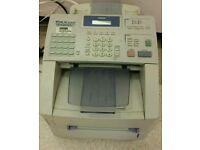 Brother 8369p high speed laser fax