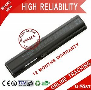 New Battery for HP Pavilion DV9000 DV9100 DV9200 DV9300 DV9400 DV9500 DV9600