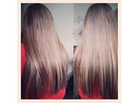 Beautiful Hair Extensions by Steph @ Leopard & Locks