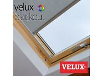 Velux, keylite , fakro , roti etc , blackout perfectfit to suit your loft windows from £60 wow !