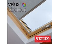 *velux,keylite,fakro etc. Perfect fit blackout blinds to suit your loft windows from £60 wow!!