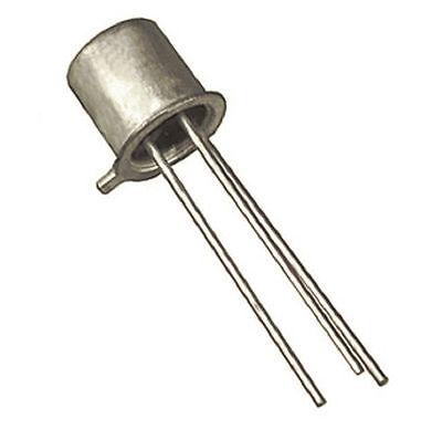 Bc108 Bipolar Power Transistor Npn 20v 200ma To-18 Qty 10