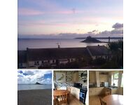 2 bed house in stunning Marazion Cornwall