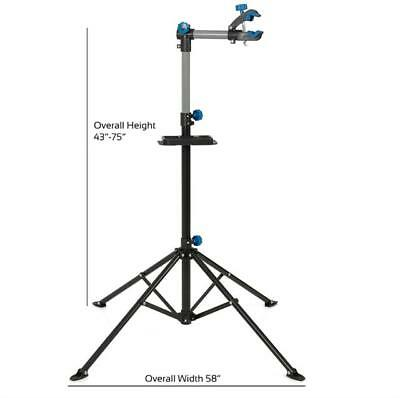 Progen Adjustable Home Mechanic Bike Bicycle Cycle Workstand Repair Stand work