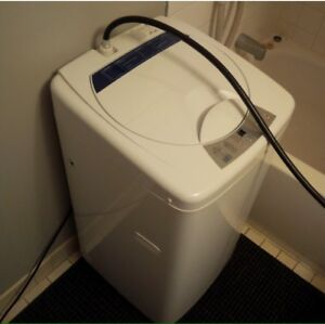 Haier 1.5 cu. ft portable washer