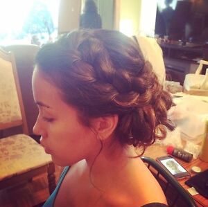 Hairstylist for your wedding day Kitchener / Waterloo Kitchener Area image 5