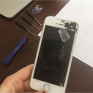 Wanted: cracked iphones