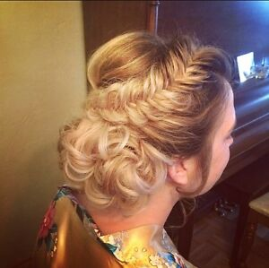 Hairstylist for your wedding day Stratford Kitchener Area image 1
