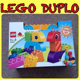 **NEW & SEALED** Lego DUPLO 19554 pull along wagon 1.5 years up