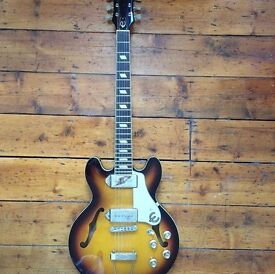 Epiphone Casino Coupe Guitar for Sale semi-hollow