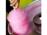 CANDY FLOSS CANDYFLOSS MACHINE HIRE & FACE PAINTING BIRMINGHAM