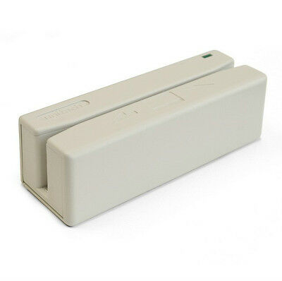Unitech Magnetic Stripe Card Reader Data Collector Credit Magstripe Ps2