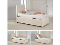 Remote controlled bed