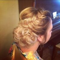 Hairstylist for your wedding day
