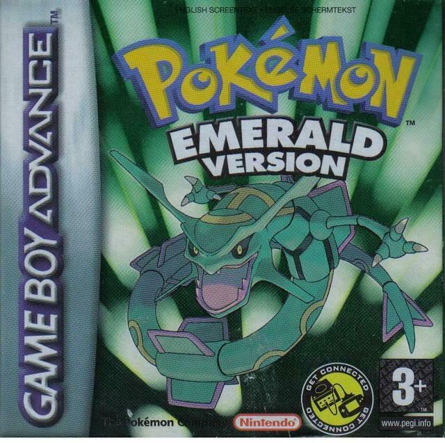 Pokemon Emerald (GameBoy Advance)