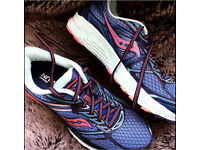Saucony women's running trainers