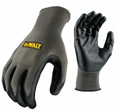 Work Safety Gloves Dewalt Dpg73 Ultradex Smooth Nitrile Dip
