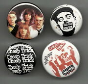 Cheap Trick Badge