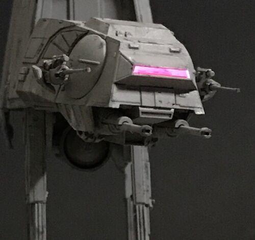 *LIGHTING KIT ONLY* Bandai Star Wars 1/144 AT-AT Walker (Hoth Edition)