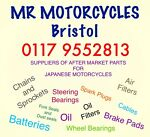 MR Motorcycles Bristol