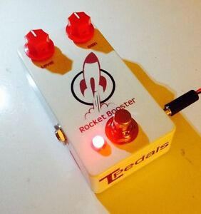 New Rocket Booster by TL Pedals Canada