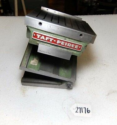 Taft Peirce 6 Combination Magnetic Chuck Compund Sine Inv. 27176-27177