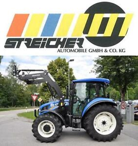 New Holland TD 5.85 Allrad FL Alö X 3S P *Sonderaktion*