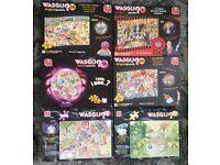 Wasjig jigsaw puzzles