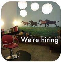 Hair Stylists wanted at The Beehive!!!!