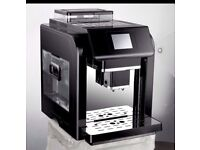 ME 717 BEANS TO CUP COFFEE MACHINE FULLY AUTOMATIC DIGITAL TOUCH RRP £690