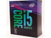 Intel 8th Gen Core i5-8600K Processor