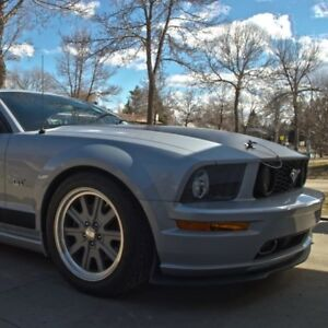 Supercharged 2005 Mustang GT  27000km trade for street/hot rod