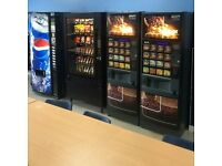 Vending Machine Service South Wales