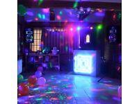 Children's party disco / entertainment . mobile disco. Mrs Dann's dizzy disco
