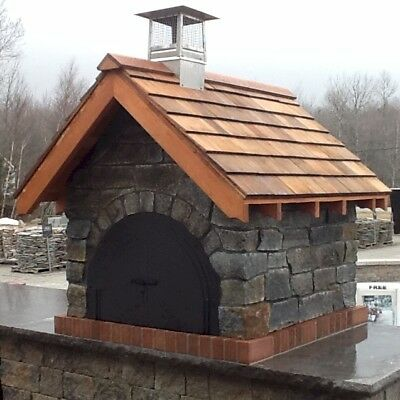 Diy Pizza (DIY Pizza Oven?  This is how to build a pizza oven!  And it's a REAL Brick)